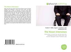 Buchcover von The Nixon Interviews