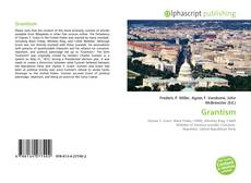 Bookcover of Grantism