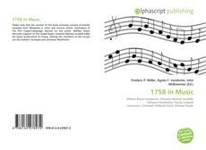 Обложка 1758 in Music