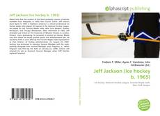 Bookcover of Jeff Jackson (Ice hockey b. 1965)