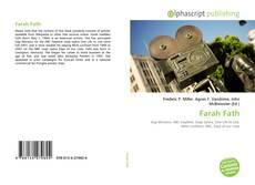 Farah Fath kitap kapağı