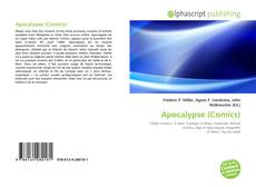 Bookcover of Apocalypse (Comics)