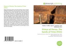 Copertina di Prince of Persia: The Sands of Time (Film)