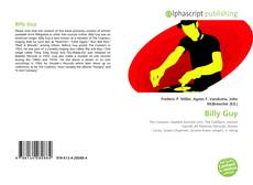 Bookcover of Billy Guy