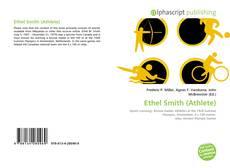 Couverture de Ethel Smith (Athlete)