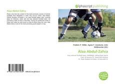 Couverture de Alaa Abdul-Zahra
