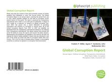 Bookcover of Global Corruption Report