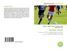 Bookcover of Alistair Slowe