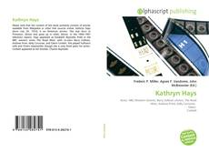 Bookcover of Kathryn Hays