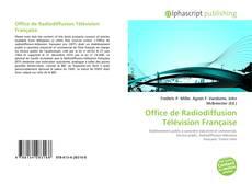 Обложка Office de Radiodiffusion Télévision Française