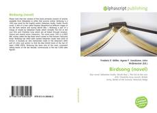Bookcover of Birdsong (novel)
