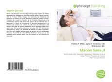 Couverture de Marion Sarraut