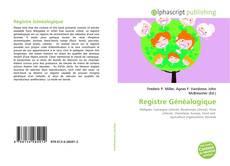 Registre Généalogique kitap kapağı