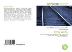 Portada del libro de Derby Works