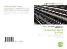 Honam High Speed Railway kitap kapağı