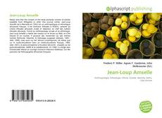 Bookcover of Jean-Loup Amselle