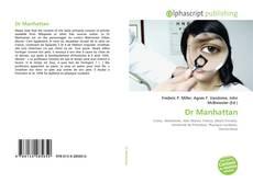 Buchcover von Dr Manhattan