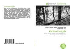 Bookcover of Canton Français