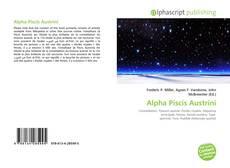 Bookcover of Alpha Piscis Austrini