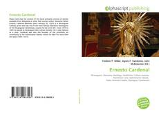 Bookcover of Ernesto Cardenal
