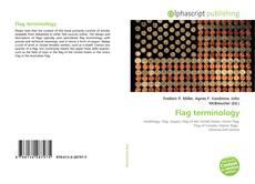 Capa do livro de Flag terminology
