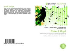 Bookcover of Foster