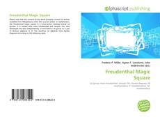 Bookcover of Freudenthal Magic Square