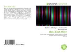 Buchcover von Hans Erich Slany