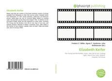 Bookcover of Elizabeth Keifer