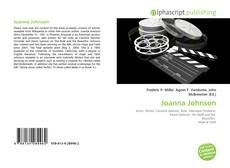 Bookcover of Joanna Johnson