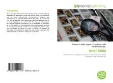 Bookcover of Intel 8008