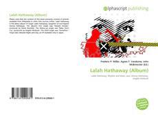 Portada del libro de Lalah Hathaway (Album)