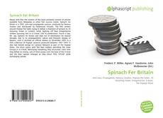 Bookcover of Spinach Fer Britain