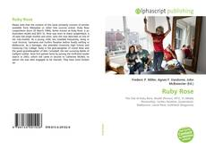 Bookcover of Ruby Rose