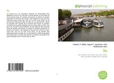 Bookcover of Île