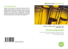 Bookcover of Chromatographie