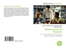 Bookcover of Global Centre for Pluralism