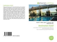 Borítókép a  Destination Hotel - hoz
