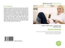 Buchcover von Daniel Meade