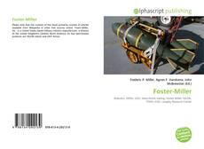 Foster-Miller kitap kapağı