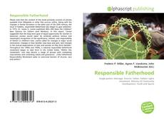 Responsible Fatherhood的封面