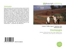 Couverture de Steatopygia
