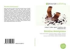 Bookcover of Nicotine Anonymous