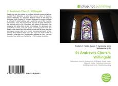 Capa do livro de St Andrew's Church, Willingale