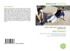Bookcover of Alec Stewart