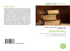 Couverture de Richard de Bury