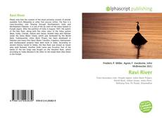 Bookcover of Ravi River
