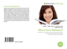 Обложка Who Is Guru Maharaj Ji?