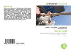 Portada del libro de Khalid Latif