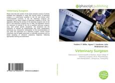 Capa do livro de Veterinary Surgeon